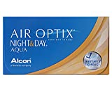 Air Optix Night & Day Aqua Monatslinsen weich, 6 Stück/BC 8.6 mm/DIA 13.8/-2.75 Dioptrien
