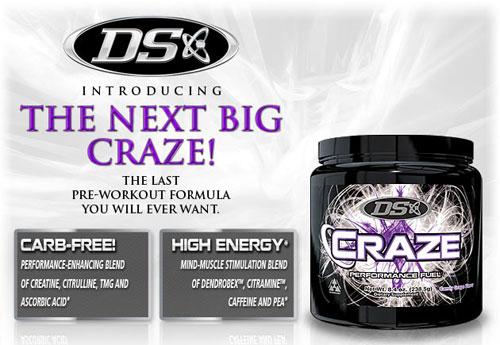 Photo of Bad Boy Supplement: Driven Sports Craze Booster