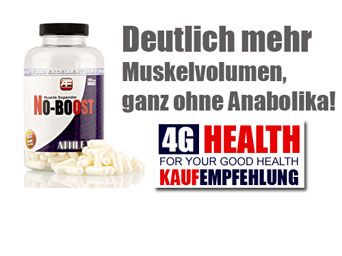 Athleticsfood NO Boost Erfahrung