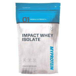 MyProtein Whey Isolat Test