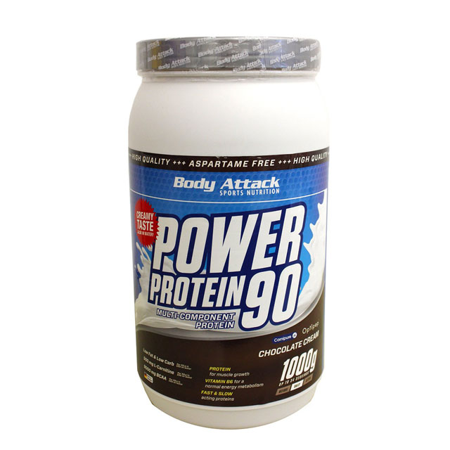 Body Attack Protein 90 Test