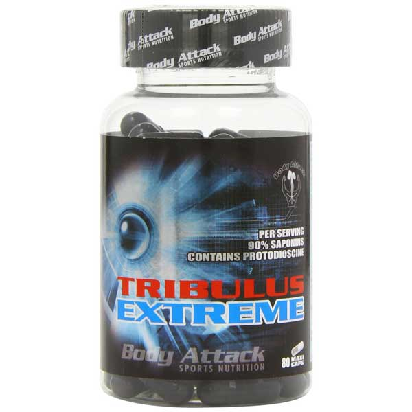 Body Attack Tribulus Extreme
