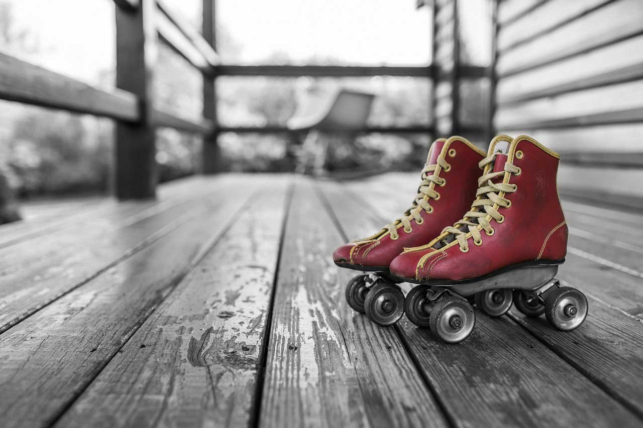 Photo of Inlineskating, Rollerbladen oder Rollerskaten