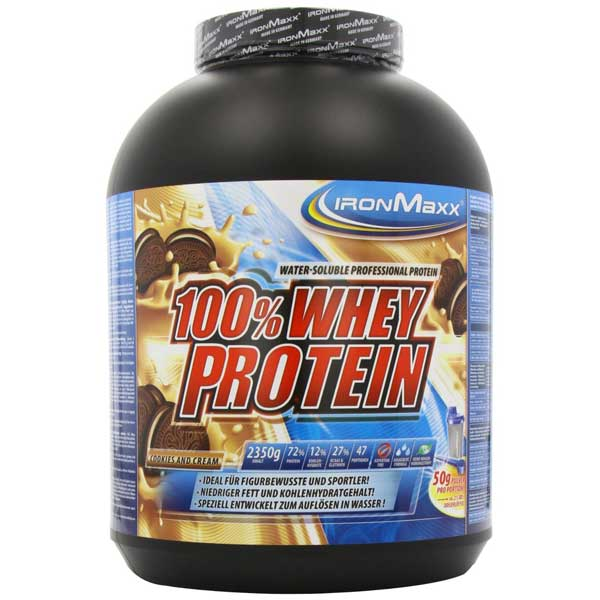 Ironmaxx 100 Whey Protein Test