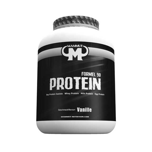 Photo of Mammut Formel 90 Protein Test