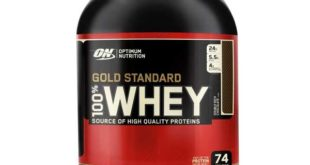 ON 100 Whey Gold Standard Test