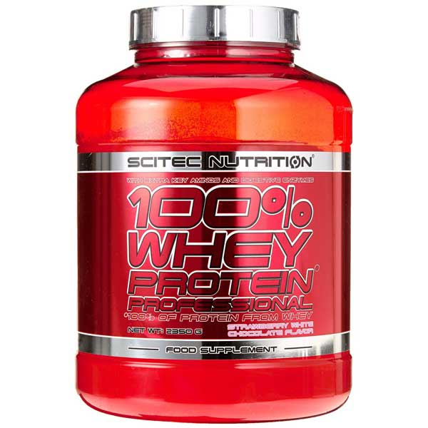 Photo of Scitec Nutrition Whey Protein Professional