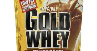 Weider Gold Whey Test
