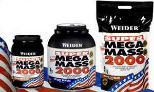 Photo of Weider Mega Mass 2000 Erfahrung