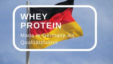 Photo of Whey Protein made in Deutschland